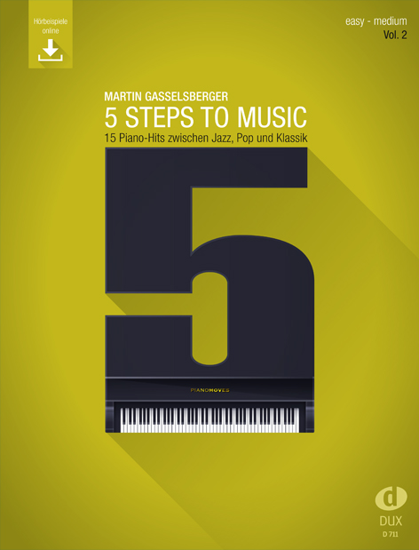 5 steps to music vol. 2
